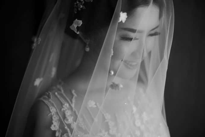 The Wedding Of Ary & Marsha by Finest Organizer - 033