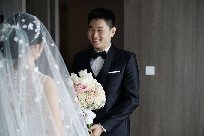 The Wedding Of Ary & Marsha by Finest Organizer - 034