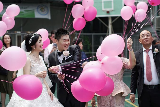 The Wedding Of Ary & Marsha by Finest Organizer - 043