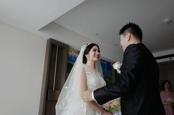 The Wedding Of Ary & Marsha by Finest Organizer - 046