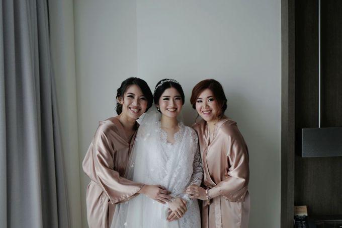 The Wedding Of Ary & Marsha by Finest Organizer - 047