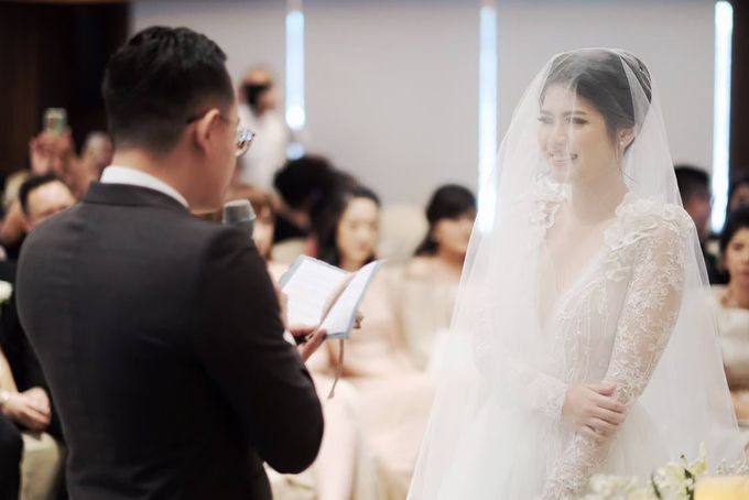 The Wedding Of Ary & Marsha by Finest Organizer - 048