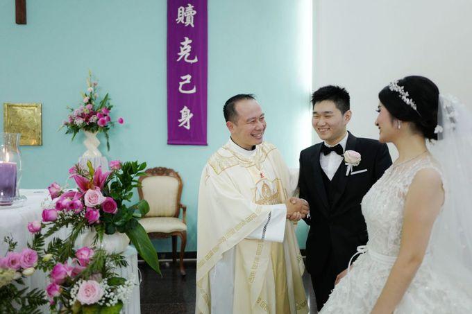 The Wedding Of Ary & Marsha by Finest Organizer - 049