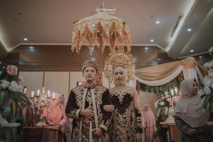 Wedding of Annisa & Reza by Muthia Catering - 001