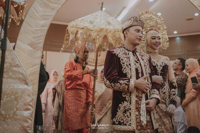 Wedding of Annisa & Reza by Muthia Catering - 003