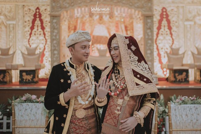 Wedding of Annisa & Reza by Muthia Catering - 008