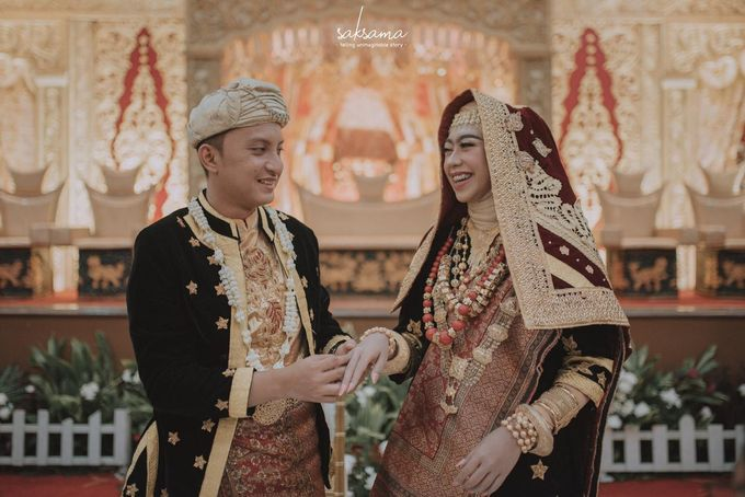 Wedding of Annisa & Reza by Muthia Catering - 009