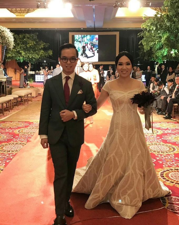 The Wedding of Andrew & Elvina by Brillington & Brothers - 001