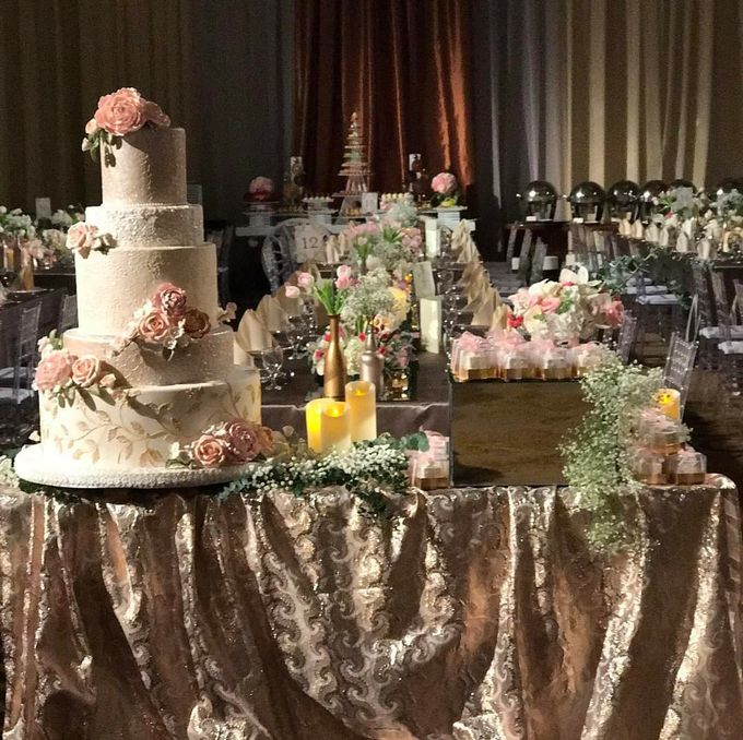 The Wedding of Tony & Liana by Flora Lines Decoration - 001