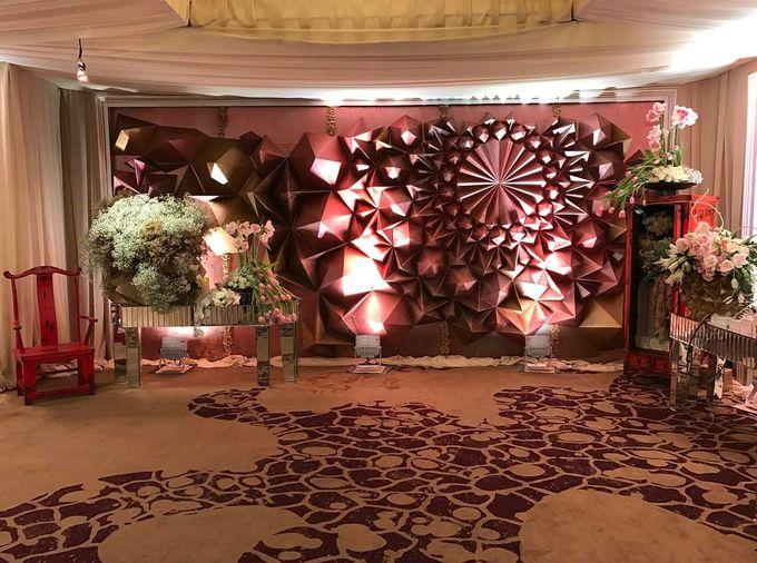 The Wedding of Tony & Liana by Flora Lines Decoration - 003