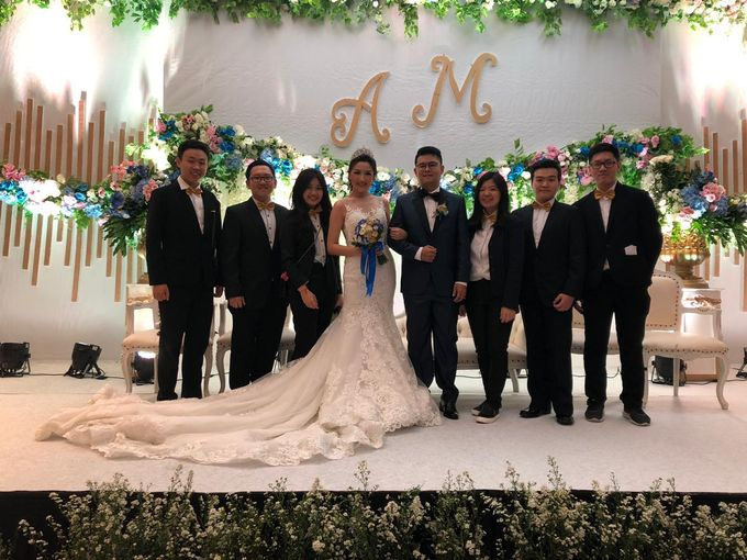 The Wedding of Andri & Maurent by JJ Bride - 001