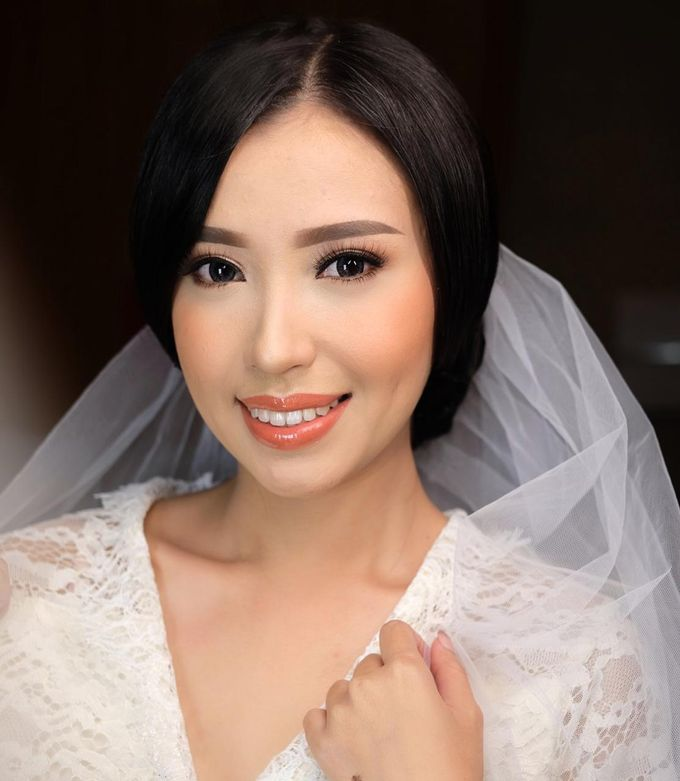 The Wedding by Vanny Adelina by VA Make Up Artist - 009