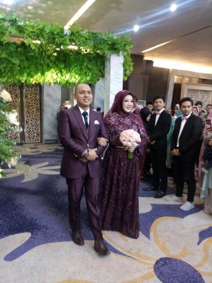 THE WEDDING OF DEWI & DIKA by PUSPA CATERING - 008