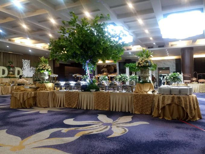 THE WEDDING OF DEWI & DIKA by PUSPA CATERING - 009