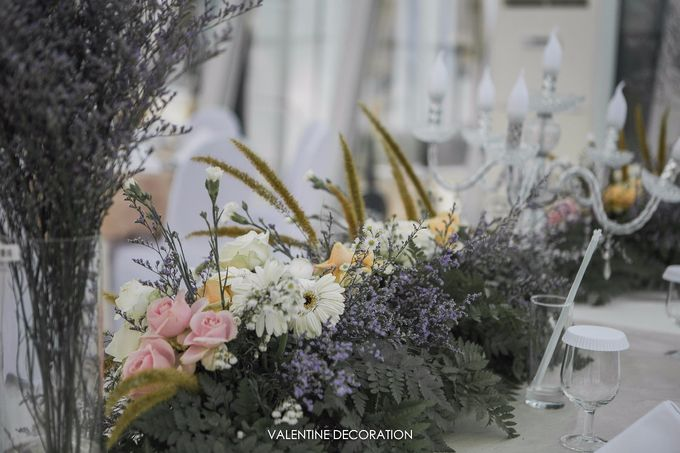 Ronald & Merissa Wedding Decoration by TOM PHOTOGRAPHY - 004