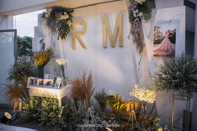 Ronald & Merissa Wedding Decoration by TOM PHOTOGRAPHY - 009
