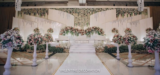 William & Santa Wedding Decoration by Lino and Sons - 002