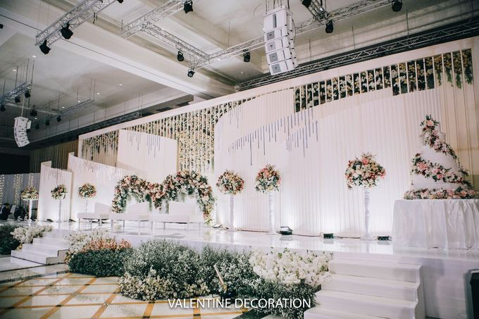 William & Santa Wedding Decoration by Lino and Sons - 004