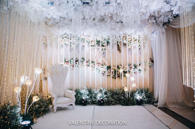 William & Santa Wedding Decoration by Lino and Sons - 005