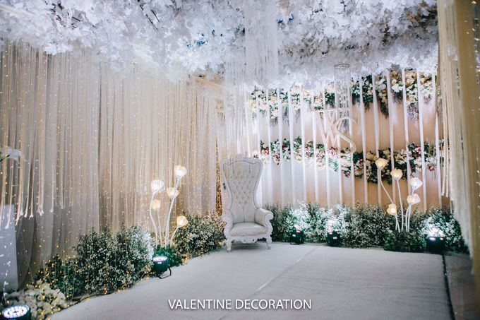 William & Santa Wedding Decoration by Lino and Sons - 006
