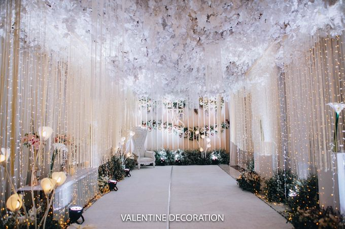 William & Santa Wedding Decoration by Lino and Sons - 007