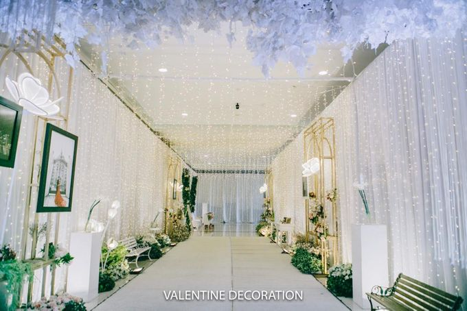 William & Santa Wedding Decoration by Lino and Sons - 008