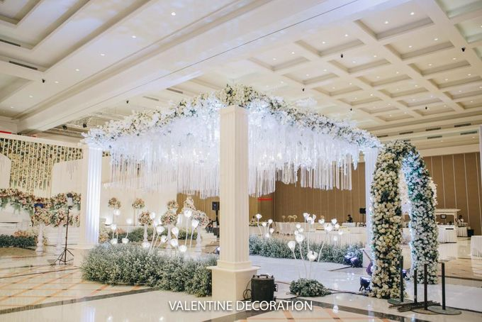 William & Santa Wedding Decoration by Lino and Sons - 010