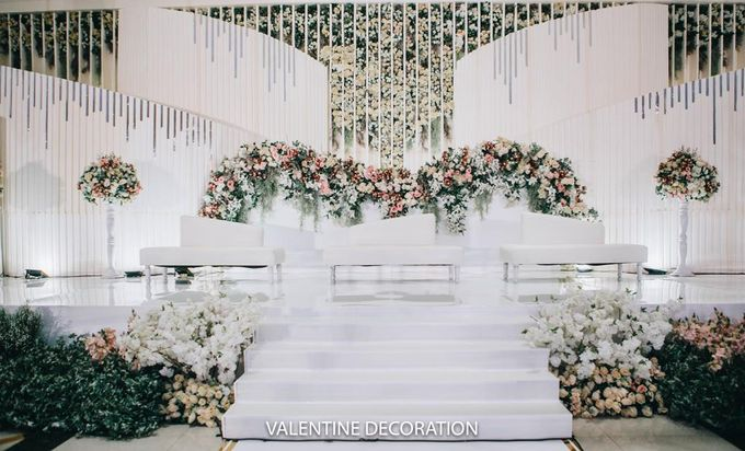 William & Santa Wedding Decoration by Lino and Sons - 012