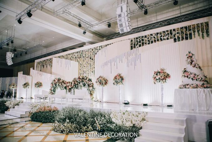 William & Santa Wedding Decoration by Lino and Sons - 014