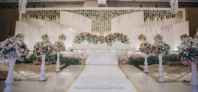 William & Santa Wedding Decoration by Lino and Sons - 016