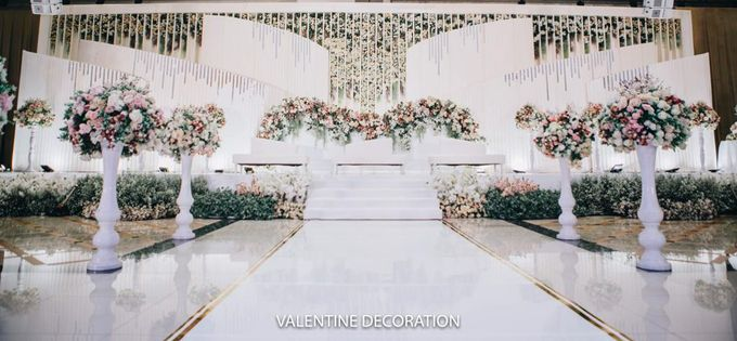 William & Santa Wedding Decoration by Lino and Sons - 017