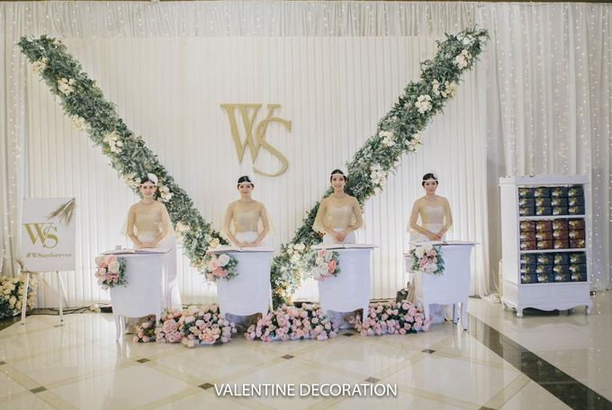 William & Santa Wedding Decoration by Lino and Sons - 019