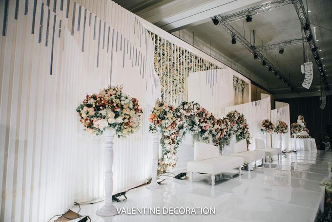 William & Santa Wedding Decoration by Lino and Sons - 020