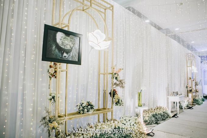 William & Santa Wedding Decoration by Lino and Sons - 021