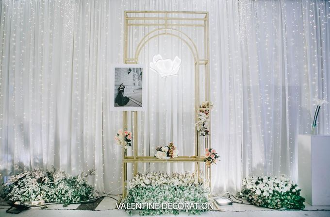 William & Santa Wedding Decoration by Lino and Sons - 024