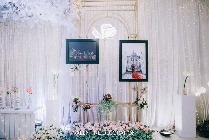 William & Santa Wedding Decoration by Lino and Sons - 026
