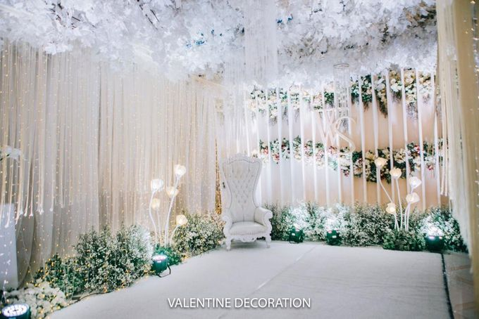 William & Santa Wedding Decoration by Lino and Sons - 028