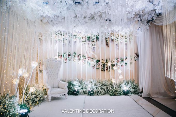 William & Santa Wedding Decoration by Lino and Sons - 029