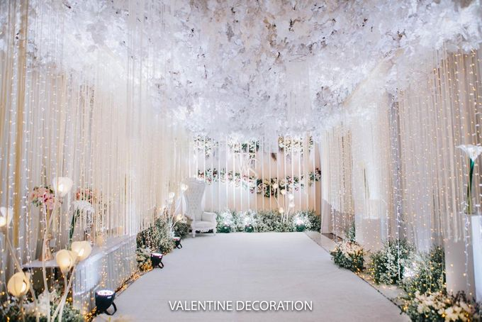 William & Santa Wedding Decoration by Lino and Sons - 031