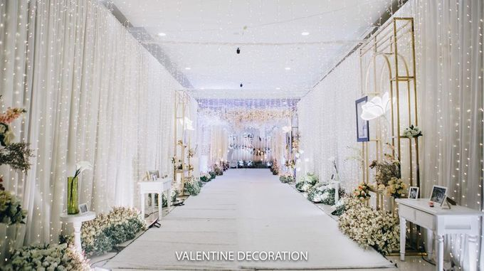 William & Santa Wedding Decoration by Lino and Sons - 033
