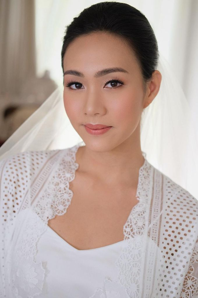 The Wedding by Brigita Indriani by VA Make Up Artist - 005