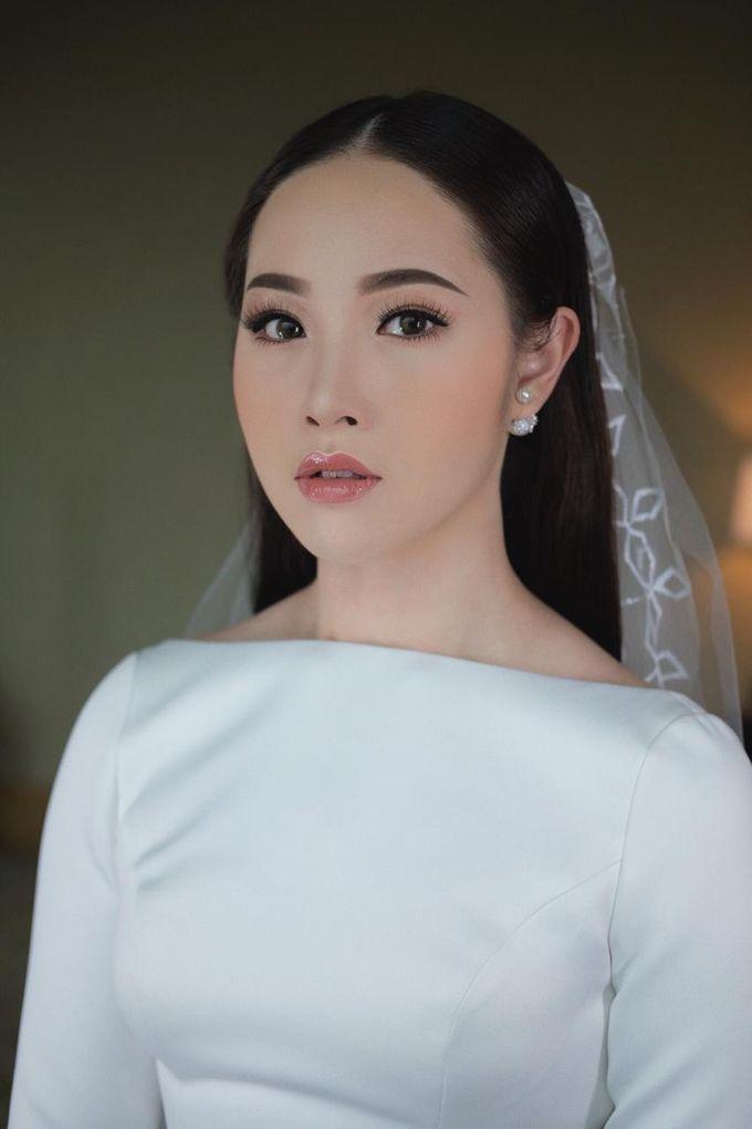 The Wedding by Brigita Indriani by VA Make Up Artist - 004