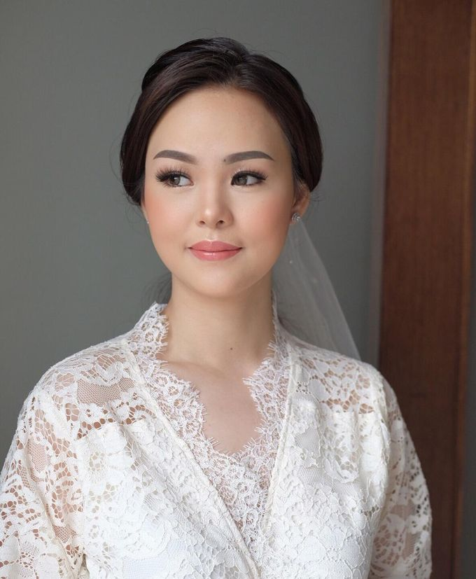 The Wedding by Shelvy Koe by VA Make Up Artist - 012