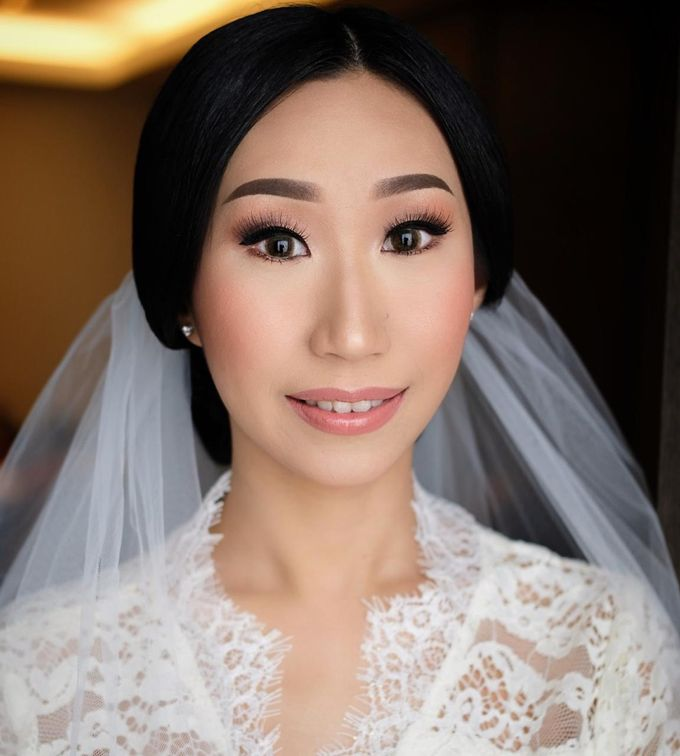 The Wedding by Vanny Adelina by VA Make Up Artist - 018