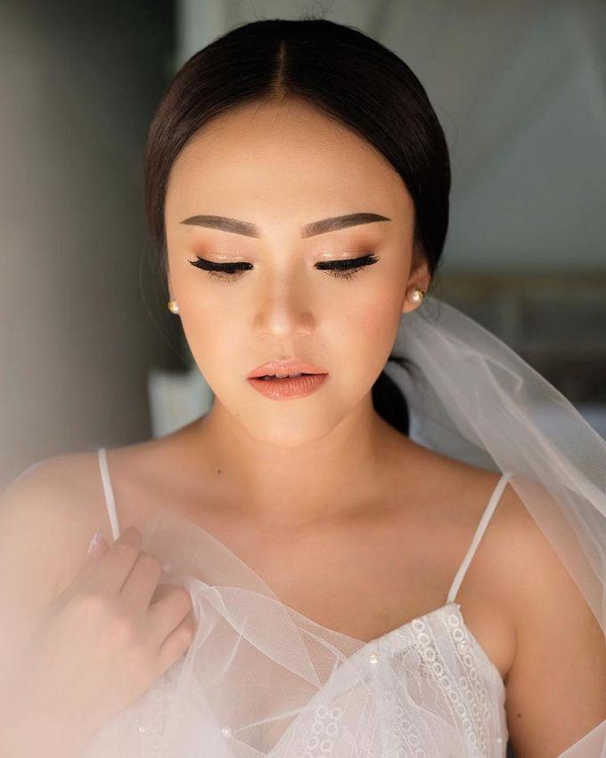 The Wedding by Vanny Adelina by VA Make Up Artist - 004