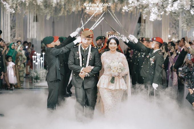 Ingrida Wedding by LECIEL DESIGN - 005