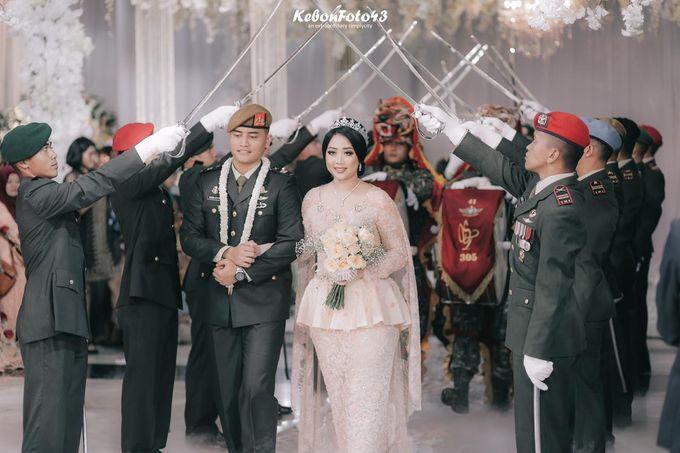 Ingrida Wedding by LECIEL DESIGN - 008