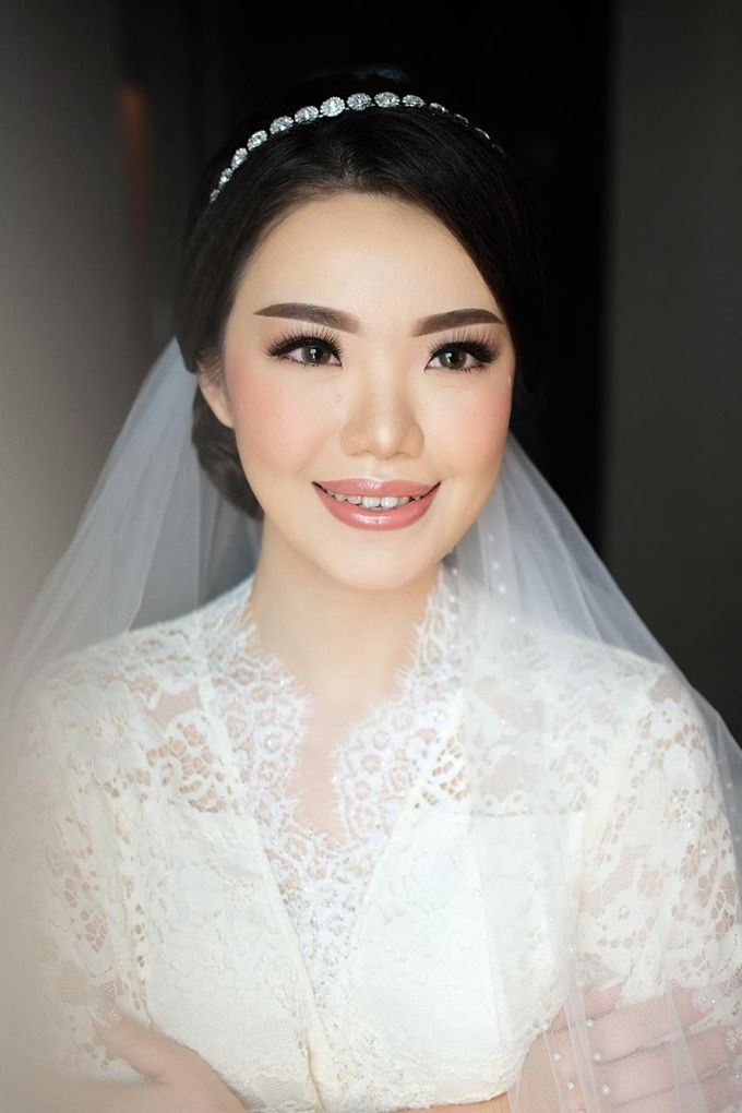 The Wedding by Vanny Adelina by VA Make Up Artist - 019
