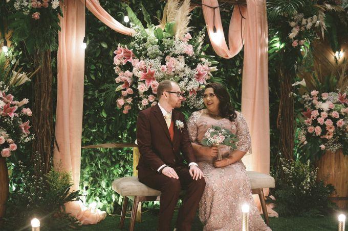 The Wedding Ita & Petri by AVIARY Bintaro - 010