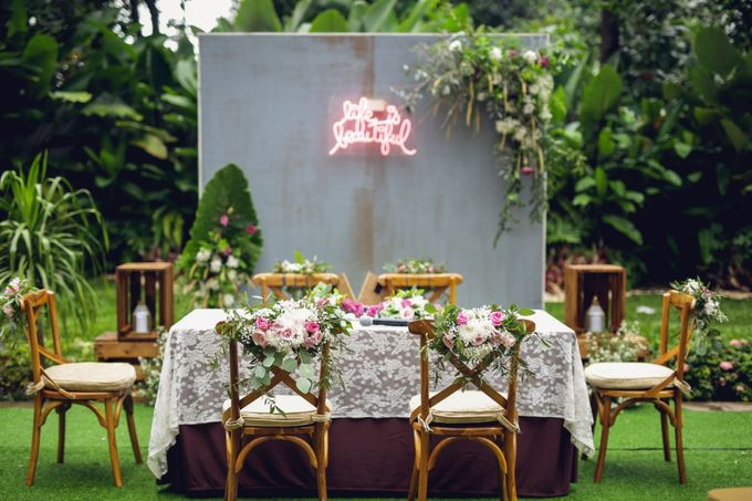 The Wedding Ayu & Faisal by AVIARY Bintaro - 002